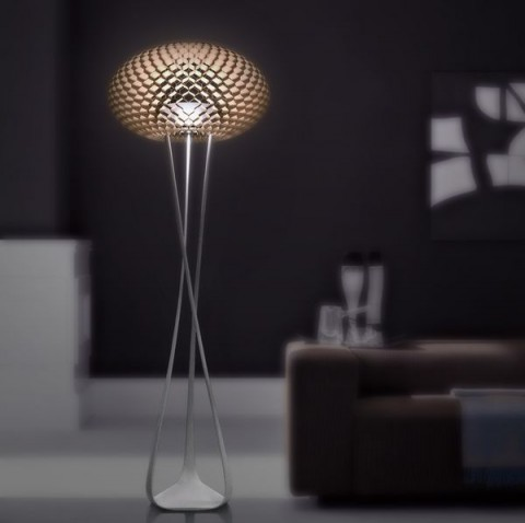 02_alveare floor lamp []