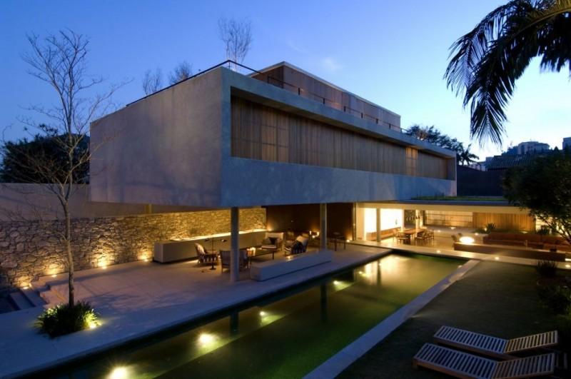 Estremamente CASA 6 by Marcio Kogan: come reinventare la veranda « Architettura  KT49