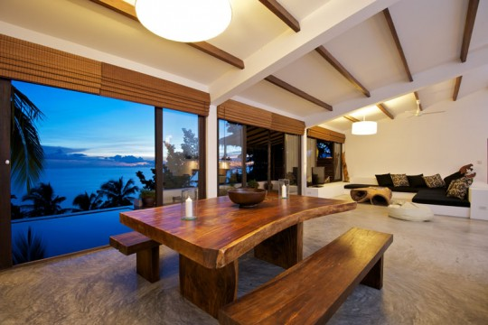 casa del sol tropical villas