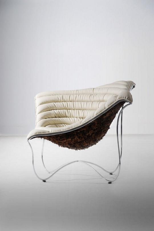 sedia design paisley chair