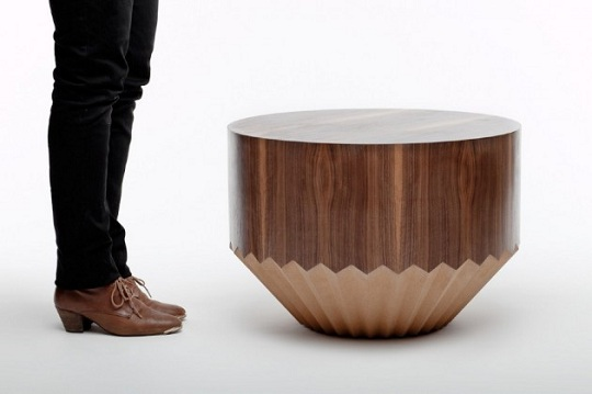 Tavolino Basso wryneck Table