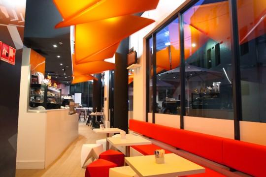 Fractal Cafè Sydney