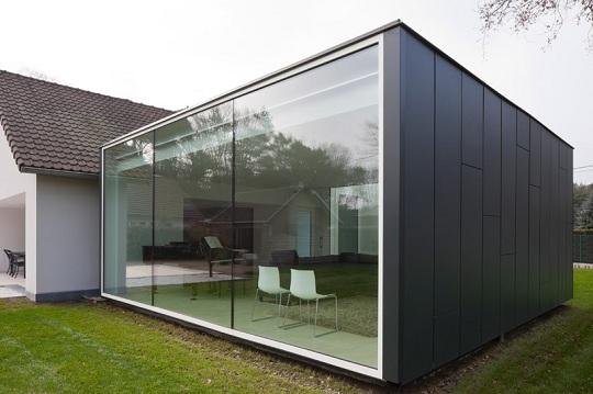 La casa quadro di Cocoon Architect: be artistic ...