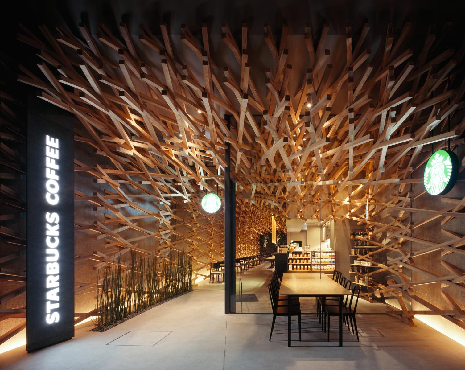 Starbucks Coffe Fukuoka « Architettura Blog Arredamento e Design Blog