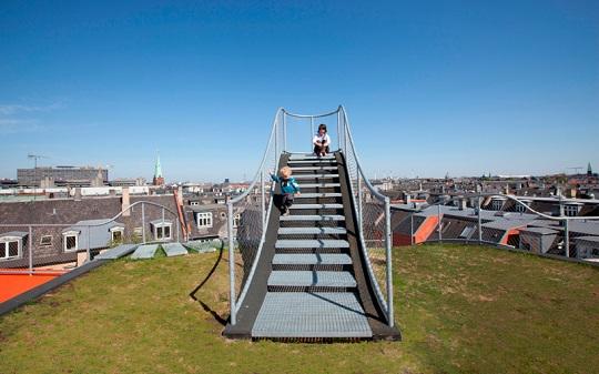 Progetto Attico Copenhagen