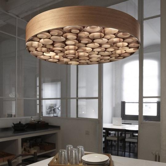spagnolo Remedios Sim?n ha progettato il lampadario di design ...