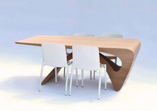Tavolo design Form Follow Function