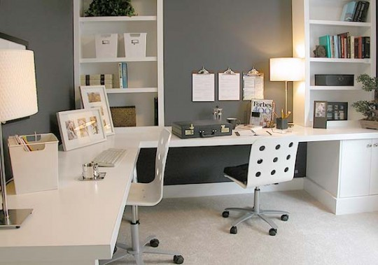 Ufficio In Casa Idee : Idee arredamento ufficio fashion office more mode