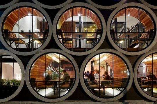 Progetto Hotel architettura