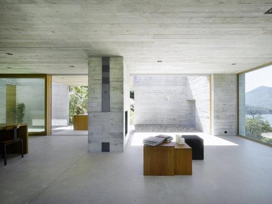 Casa in calcestruzzo