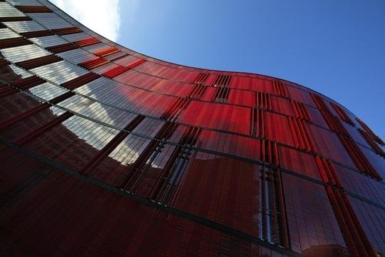 Novancia Business School a Parigi, by AS.Architecture Studio.