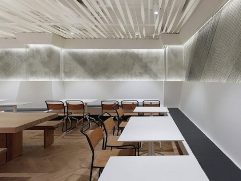 "Ristorante ""Not Guilty"" a Zurigo by Ippolito Fleitz:"